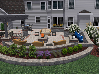 Landscape Design Build